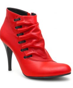 Women's Red Boots