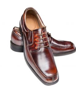 Brown Clarks